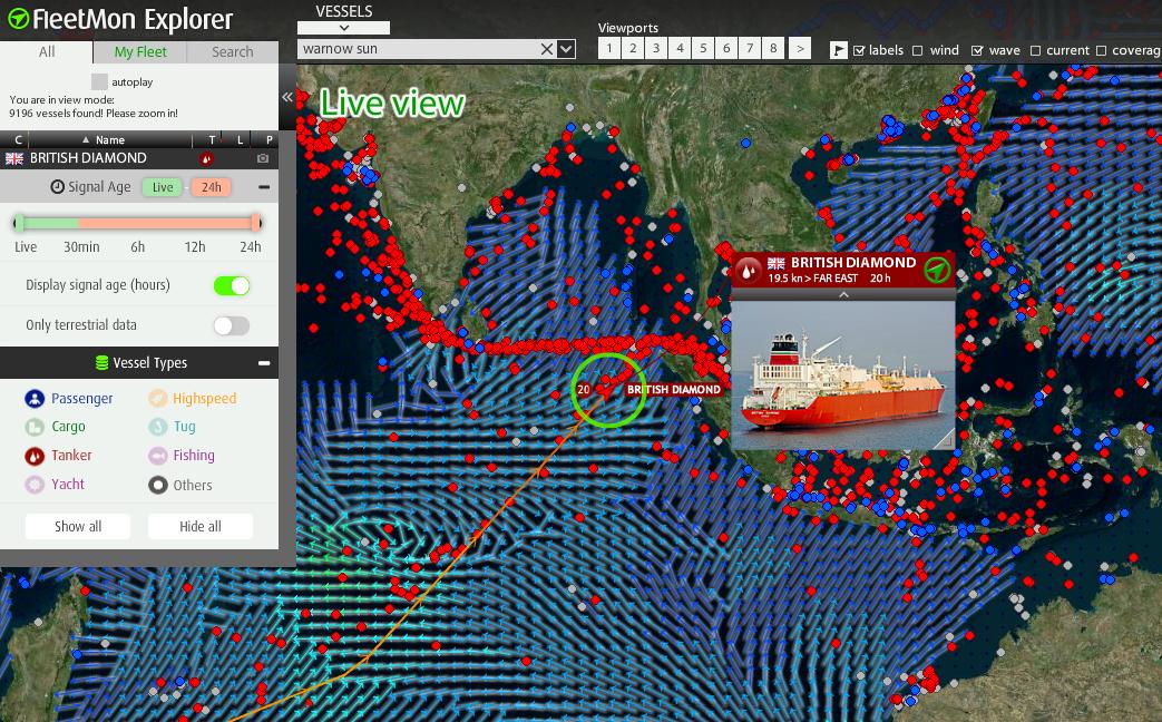 FleetMon_Explorer_-_Assess_global_marine_traffic